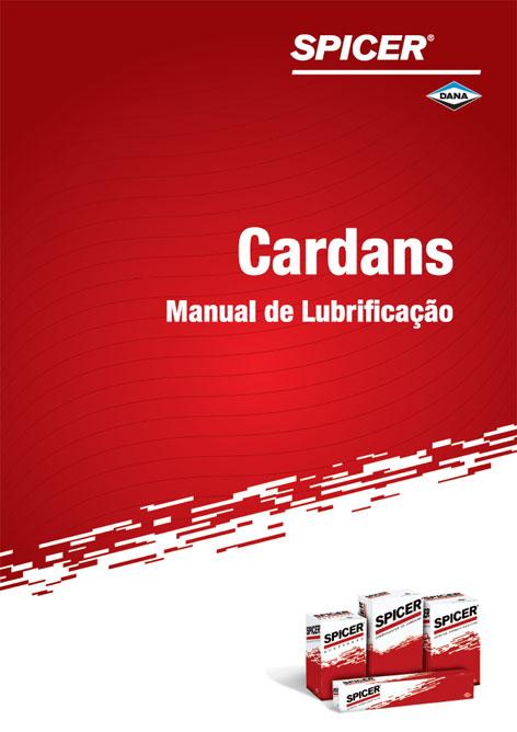 Manual de Lubrificação de Cardans