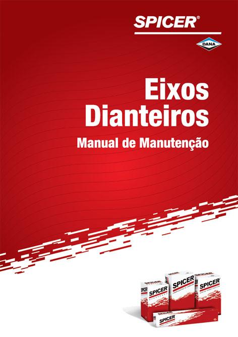Manual de Manutenção de Eixos Dianteiros Spicer