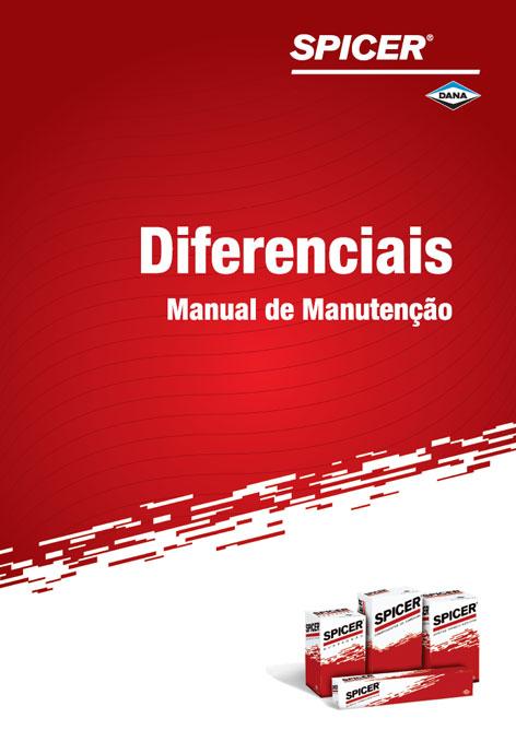 Manual de Manutenção de Eixos Diferenciais Spicer
