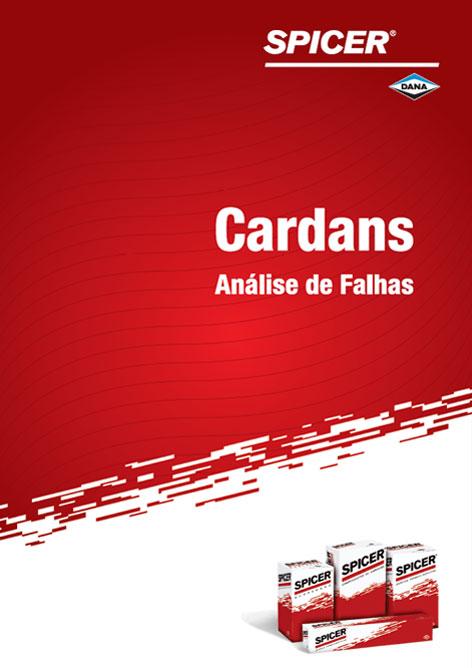 Manual de Análise de Falhas de Eixos Cardans e Componentes Spicer