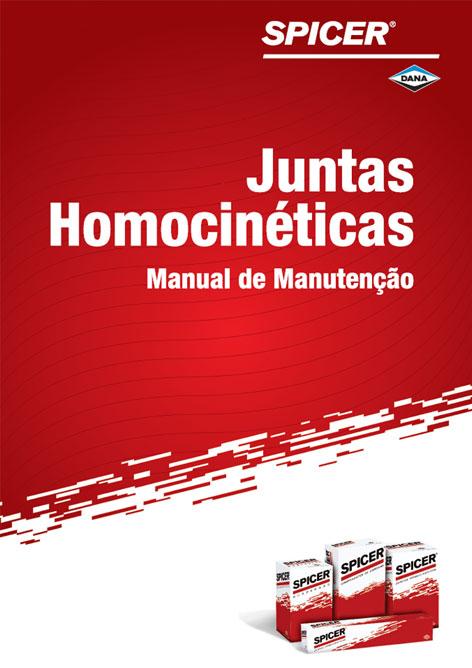 Manuais de Juntas Homocinéticas Spicer